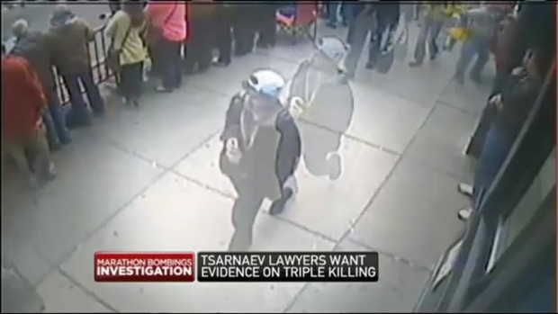 [NECN video release]  Tsarnaev Lawyers Seek Evidence in 2011 Triple Killing