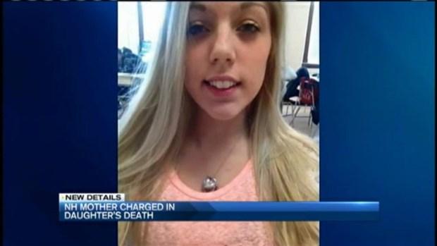 [NECN]Man Gave Fatal Drug Dose Because Girl, 17, Was Upset: Cops