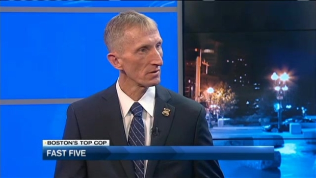 Boston's Top Cop: Fast Five