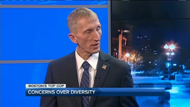 Boston's Top Cop: Chicago Police, Diversity Concerns, Digital Campaign