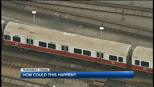 [NECN] 'These Things Aren't Supposed to Happen': How Train Left Without Operator