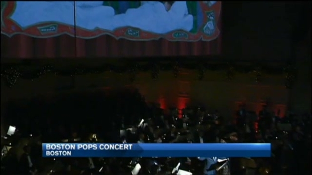 Holiday Pops Narration
