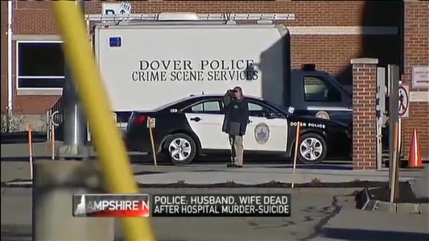 [NECN] Police Investigating Murder-Suicide at New Hampshire Hospital