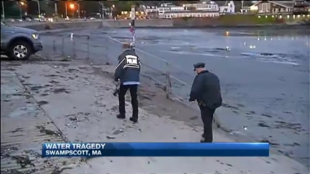 [NECN] Man Dies After Trying to Swim After Loose Boat in Swampscott, Massachusetts