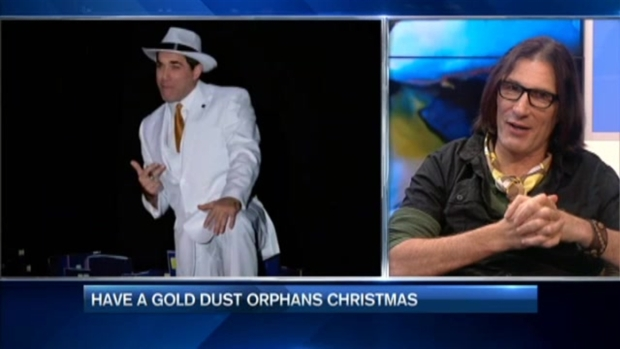 EXTENDED INTERVIEW: A Little Orphan Tranny Christmas