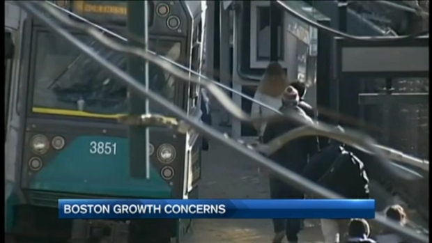 [NECN] Report: Boston Congestion to Grow