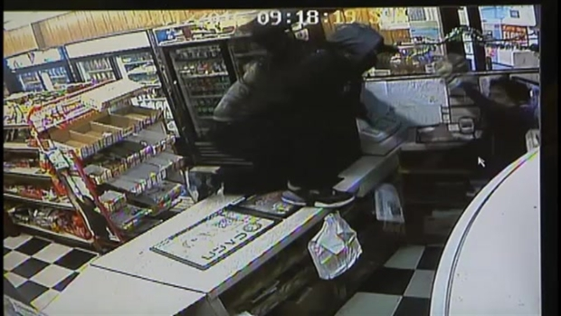 Fall River Convenience Store Armed Robbery