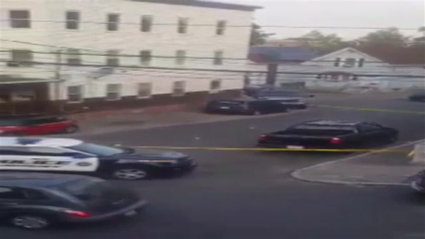 [NECN] Viewer Video: Woman Shot in Lawrence, Massachusetts