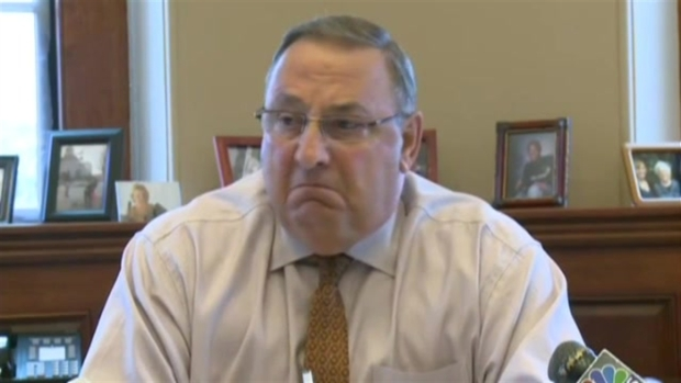 [NECN]LePage: I Won't Resign, Will Seek 'Spiritual Guidance'
