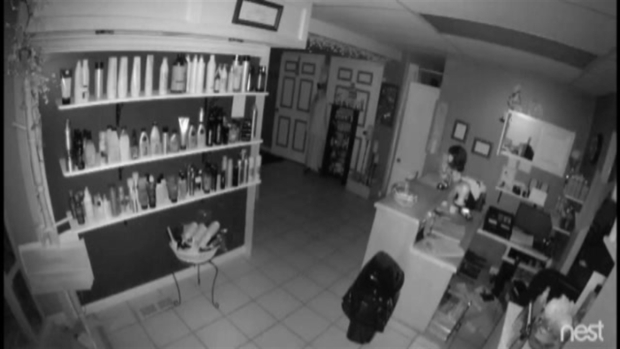 [NECN] Burglars Steal from Donation Jar for Kids Cancer Wigs