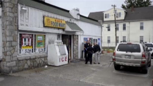 [NECN] Man Assaults, Robs Store Clerk in Manchester, New Hampshire