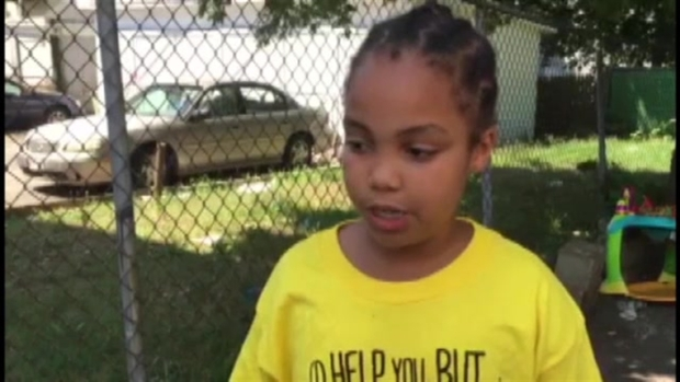 [NECN] 'They Said it Was Alcohol': Girl Credited With Helping Wandering Kids With Beer