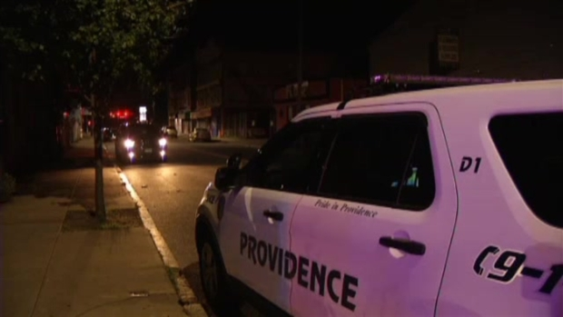 [NECN] 4 People Stabbed Outside RI Nightclub