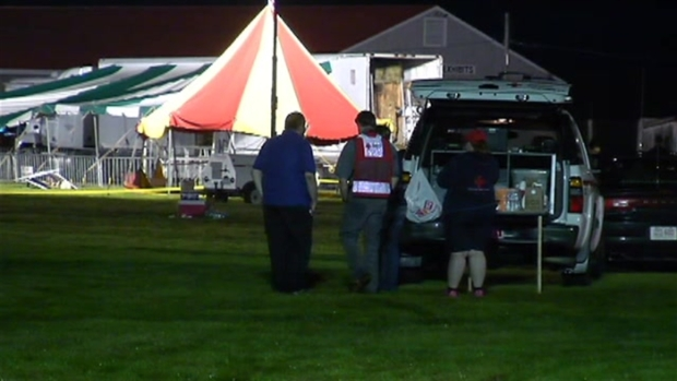 Safety Inspection Concerns Arise After Tent Collapse