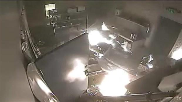 [NECN] Video: Hash Oil Explosion