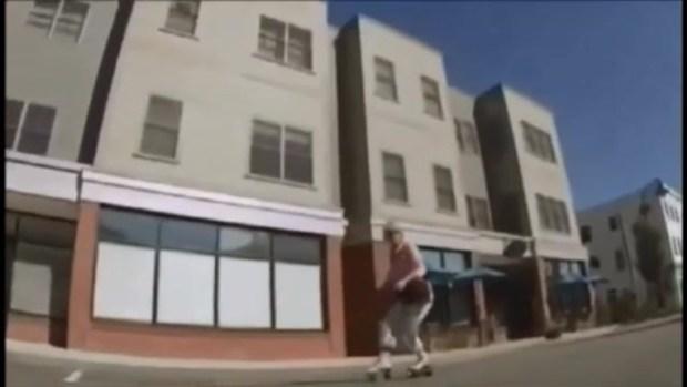 Rollerskating, Cafe Owning, Grandma