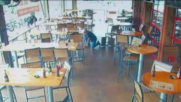 Video Captures Shootout at Waco Twin Peaks