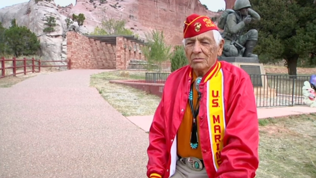 Vet Explains Navajo Codes Meant to Evade Japanese in WWII