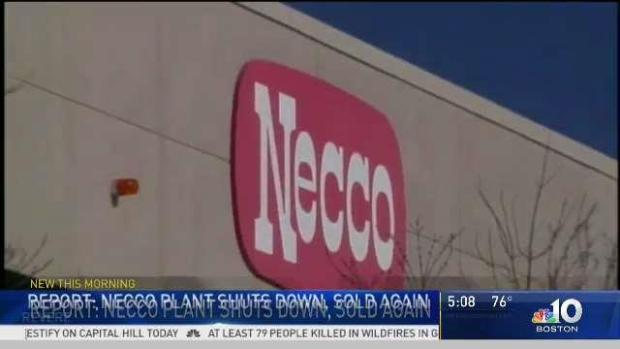 [NECN] Necco Plant Suddenly Closes Revere Plant