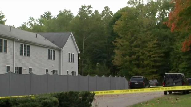 [NECN] Neighbors React to Shocking Death of Family in Abington