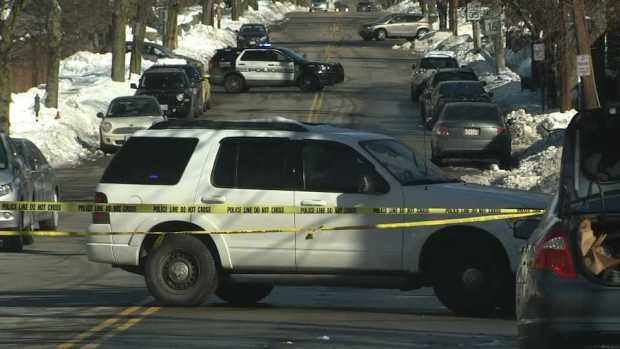 [NECN] 1 Hospitalized After Stabbing in Newton, Massachusetts