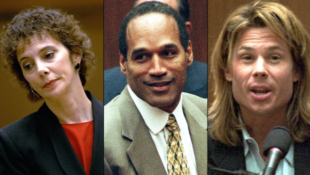 [NATL] OJ Trial: Key Players Then and Now