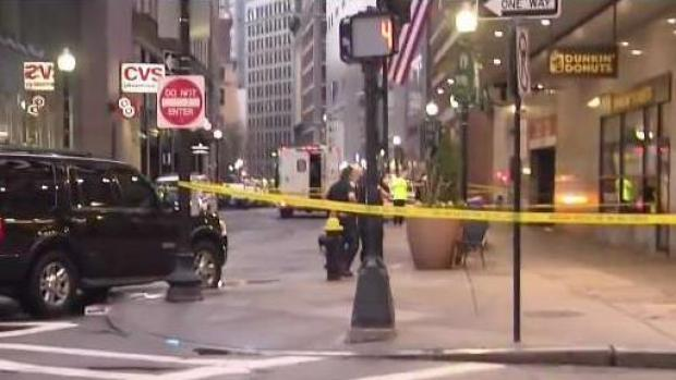 [NECN] One Critically Injured in Downtown Crossing Incident