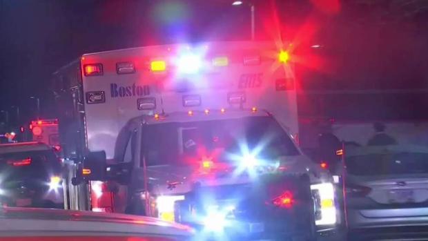 [NECN] One Person Shot on Blue Hill Avenue in Boston