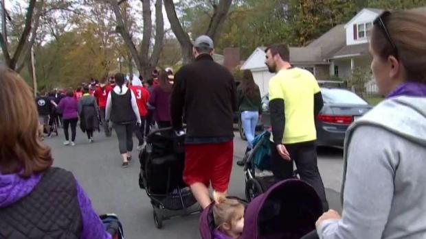 [NECN] Hundreds Participate in 3rd Annual Pete Frates 5K Race in Beverly