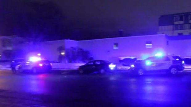 [NECN] Police Investigating Fatal Malden Shooting