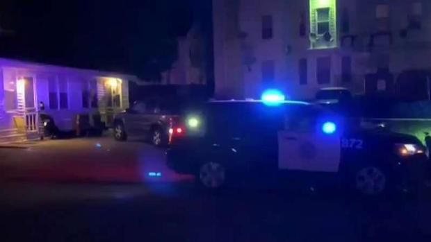 [NECN] Police Investigating Shooting in Brockton