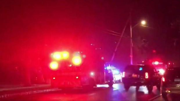 [NECN] Police Investigating Whitman Stabbing That Injured 1