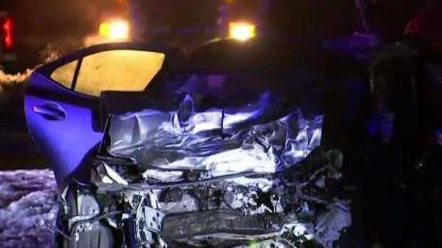 [NECN] Police Officer Seriously Injured in Crash