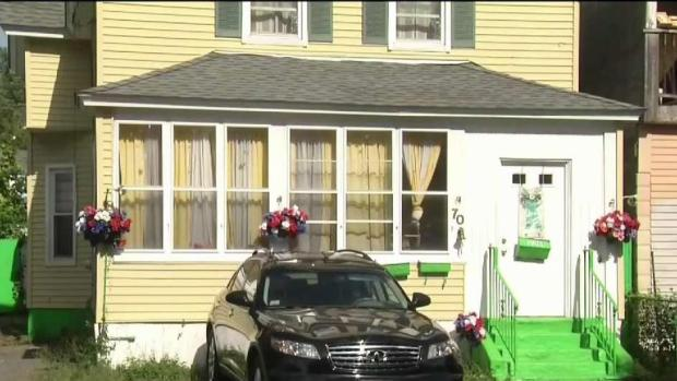 [NECN] Police Search for Lowell Home Invasion Suspects