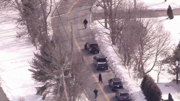 [NECN] Police Seek Cars After Road Rage Shooting