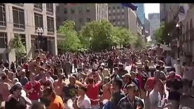 Boston Celebrates LGBTQ Pride Week
