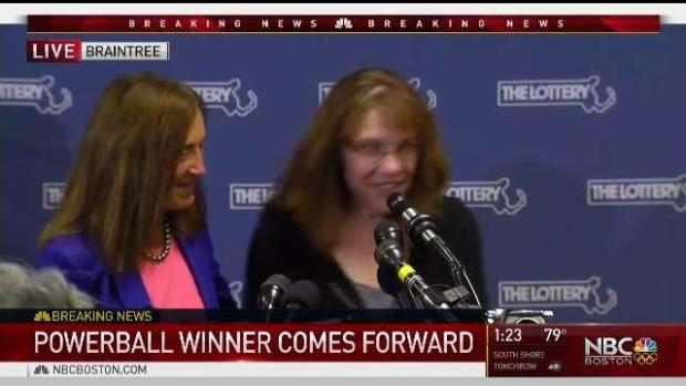 Powerball Winner Talks Lucky Numbers, Quitting Job