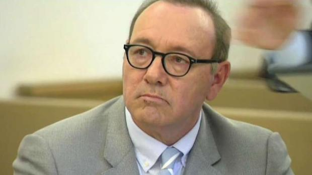 [NECN] Prosecutors Drop Criminal Charges Against Kevin Spacey