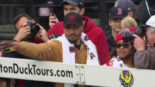[NECN] Red Sox News From the Parade