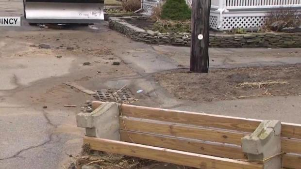 [NECN] Region Grapples with Storm Damage