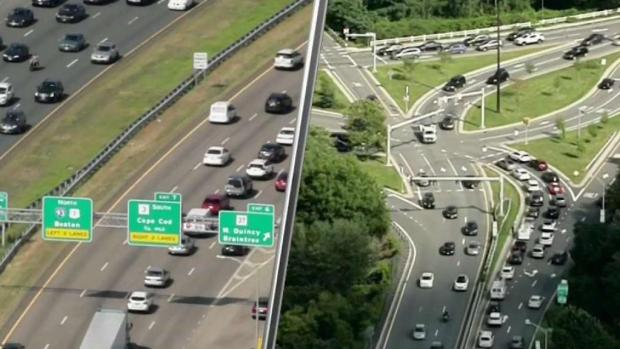[NECN] Report Says Bay State Traffic Congestion Has Reached New Level