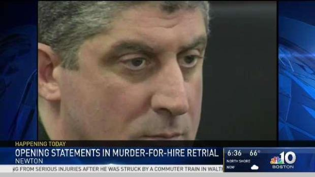 [NECN] Retrial Begins for Mass. Man Accused of Murder for Hire
