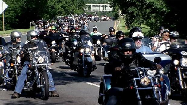Rolling Thunder Rides Through DC