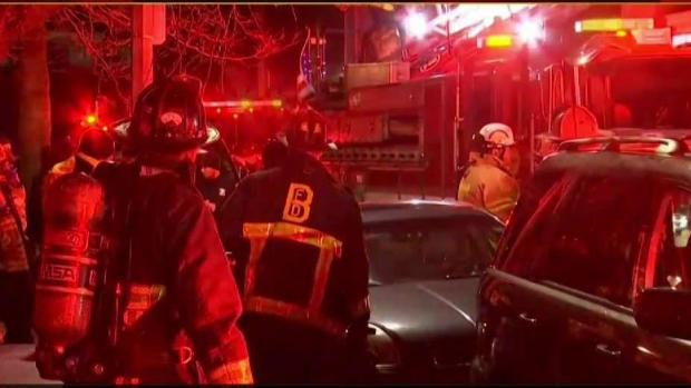 [NECN] Roxbury Fire Kills One