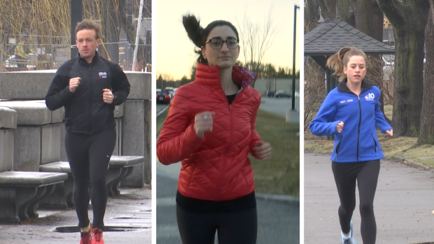 NBC10 Boston Runners Prepare for Marathon