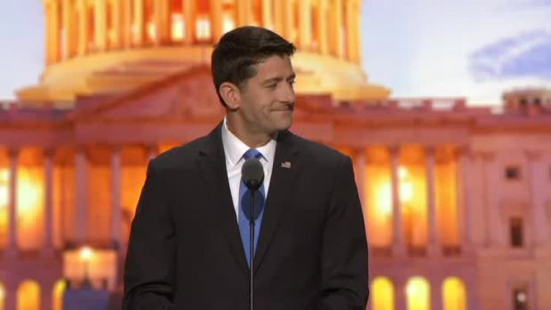 [NATL] Paul Ryan: Inter-Party Arguments are 'Signs of Life'
