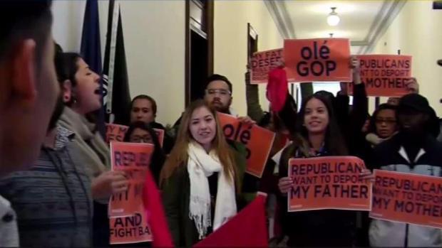 [NATL-DGO] San Diego DACA 'Dreamers' Fear Deportation