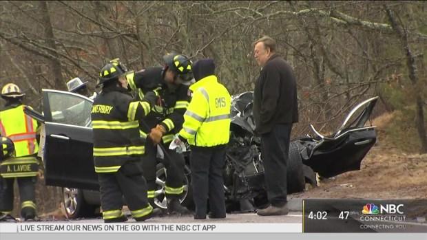Students Sent to Hospital After School Bus Crash | NECN