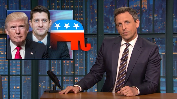 [NATL] 'Late Night': Closer Look at the GOP Health Care Bill