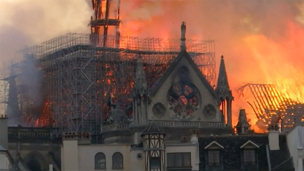 [NATL] What's Next After Notre Dame Blaze